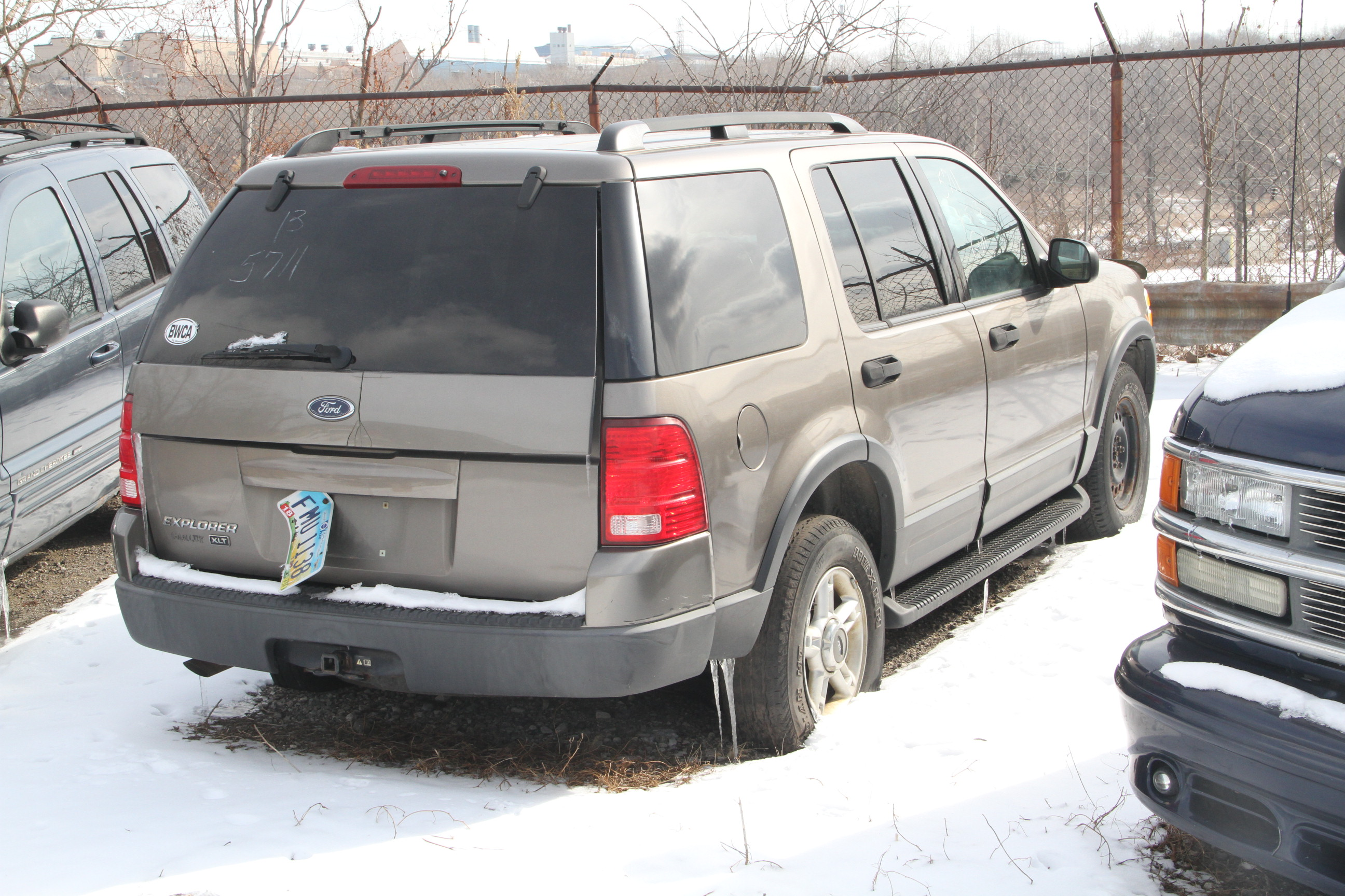 Cleveland Division of Police Vehicle Auction Saturday ...