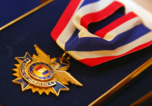 Award for Heroism