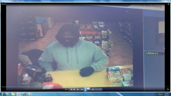 fake beard robbery